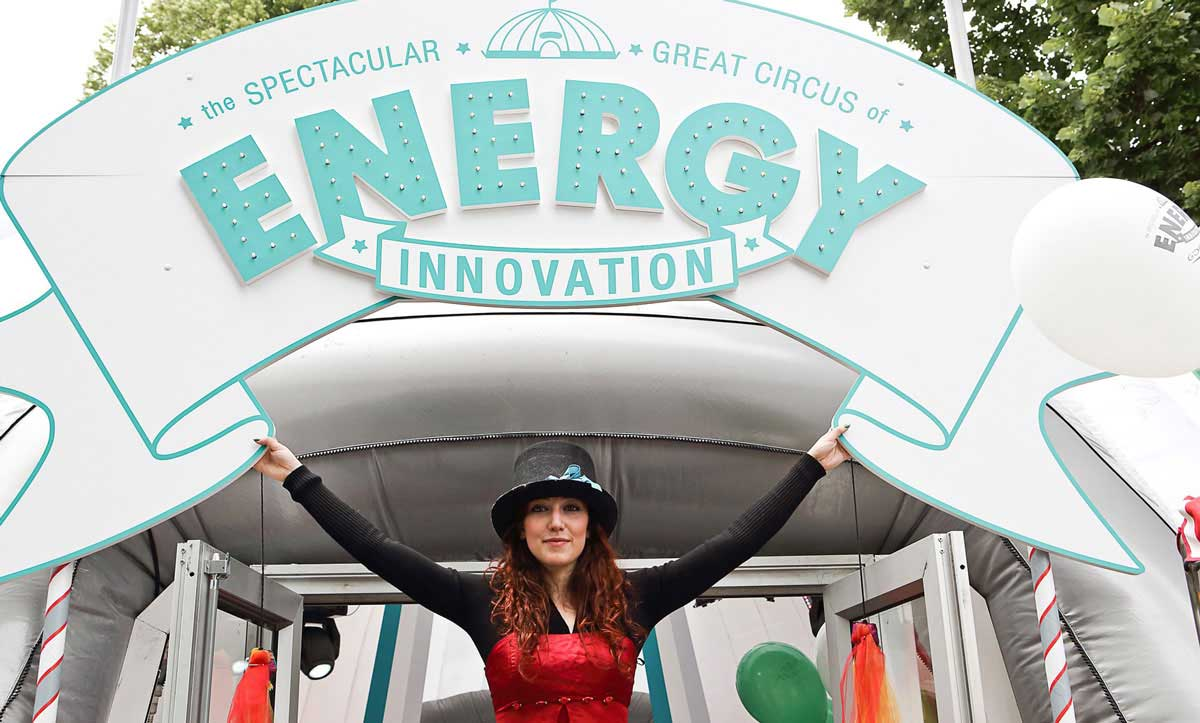 Energy Circus al Wired Next Fest