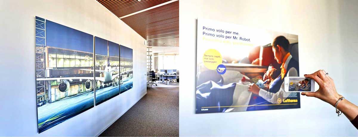 uffici Lufthansa sede Milano