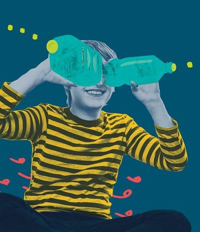 illustrazione bambino copertina il nuovo valore delle cose