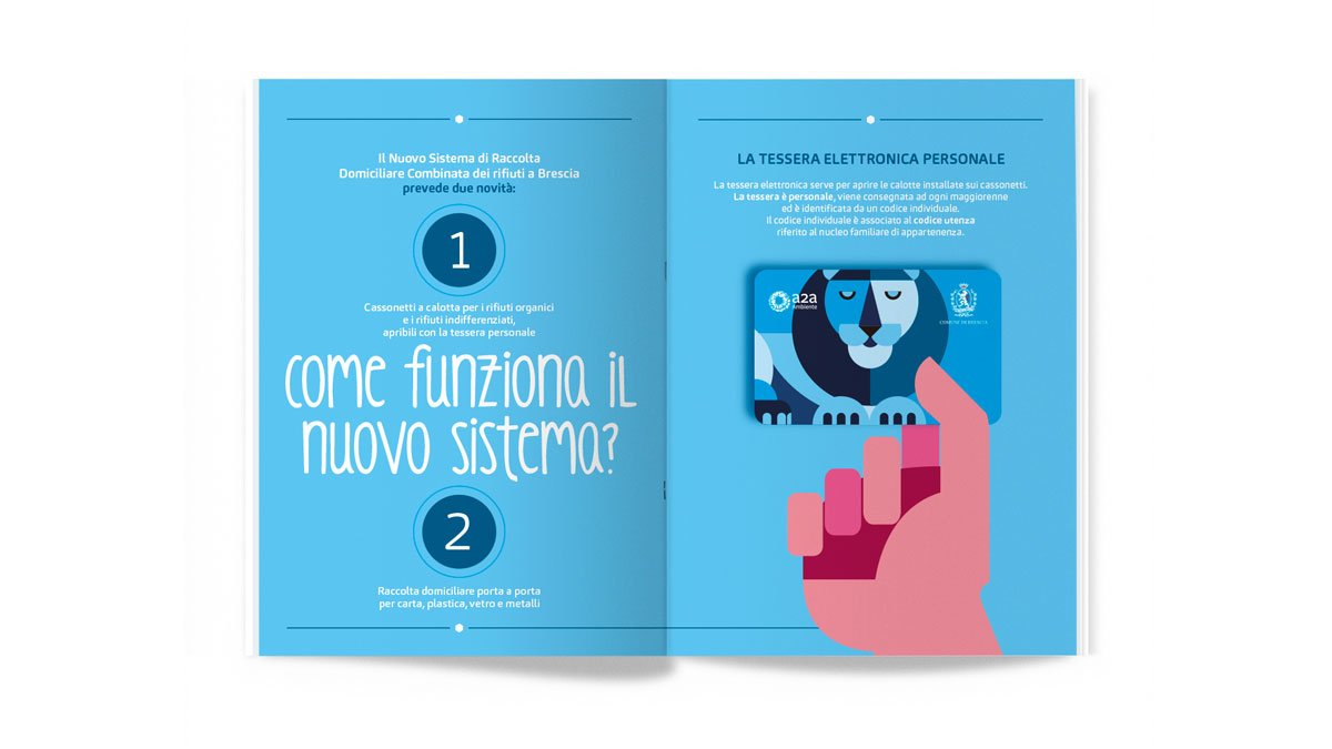 brochure Differenziata Brescia