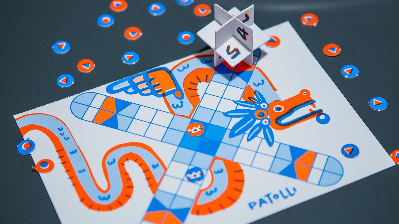 calendario gioco da tavolo Patolli